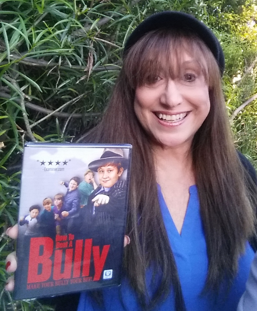 MA with How to Beat a Bully DVD.jpg