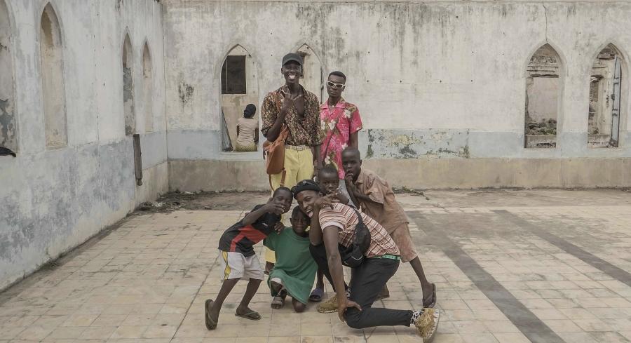 ṢOJU Ghana ChaleWote 2